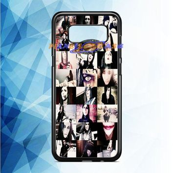 Motionless In White (collage) Samsung Galaxy Note 8 Case Planetscase.com
