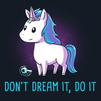 Don't Dream It, Do It | Funny, cute & nerdy shirts – TeeTurtle