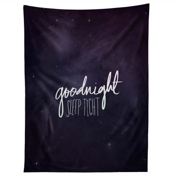 Leah Flores Goodnight Tapestry