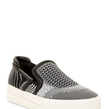 Ash | Jeday S Mesh Slip-On Platform Sneaker