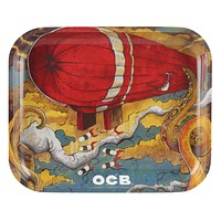 OCB Metal Rolling Tray - Max vs. Octopus (Small)