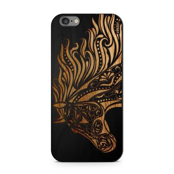 Black Bamboo - Majestic Horse Phone Case