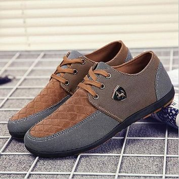 Casual Canvas Shoes for Men