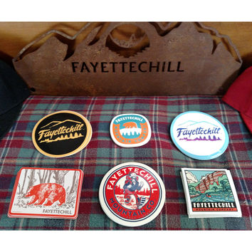 Fayettechill Sticker Pack