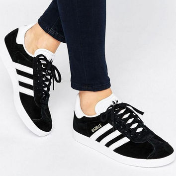 Adidas Originals Superstar GAZELLE City Pack Sneaker Black