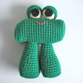Amigurumi Crochet Pi Guy Pattern