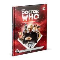 Doctor Who RPG 1st Doctor Hardcover Guide