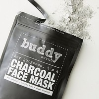 Buddy Scrub Charcoal Face Mask