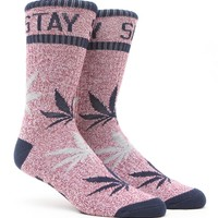 DGK Stay Smokin' Crew Socks - Mens Socks