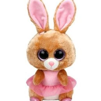 Twinkle Toes Bunny 6 Inch Beanie Boo | Girls Beanie Boos Toys | Shop Justice