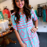 Candy Craze {Shift Dress}
