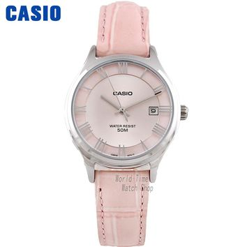 CASIO watch fashion business women watch LTP-E142L-4A 7A1 7A2 LTP-E142D-1A 7A 9A LTP-E145L-1A 2A 7A LTP-E145D-1A 2A 7A