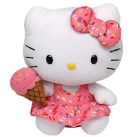 TY Hello Kitty - Ice Cream