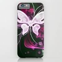 BEAUTY BUTTERFLY iPhone & iPod Case by Ylenia Pizzetti | Society6