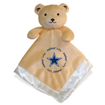 Dallas Cowboys NFL Infant Security Blanket (14 in x 14 in)