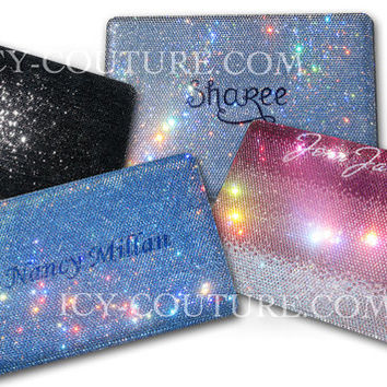 Bling Bling Swarovski Crystal MacBook Pro Covers
