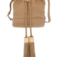 See by Chloé - Vicki textured-leather shoulder bag