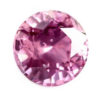 0.76ct Certified Natural Padparadscha Sapphire