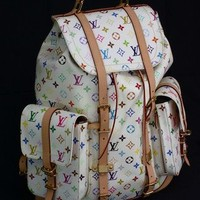 louis vuitton backpack - Google Search