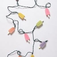 Popsicle String Lights $24.00 @FIND IT HERE Too...