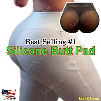 566404846931a Silicone Buttocks Pads Butt Enhancer body Shaper Panty Tummy Control Girdle  best