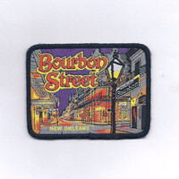 Vintage Bourbon Street Patch