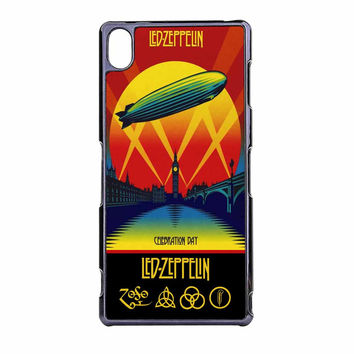 Led Zeppelin Poster Sony Xperia Z3 Case
