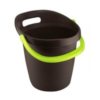 Leaktite Big Gripper 3.5-gal. All Purpose Bucket-03BGBLK at The Home Depot