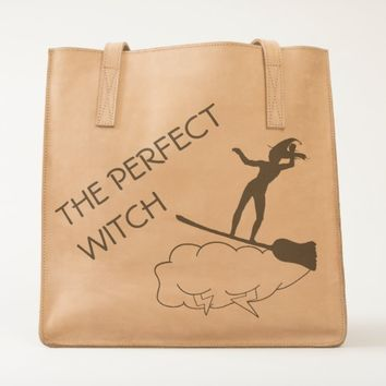 The Perfect Witch Tote