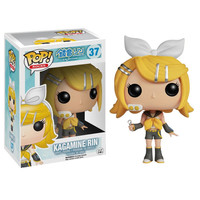 Funko POP! Vocaloid - Vinyl Figure - KAGAMINE RIN (Pre-Order ships June): BBToyStore.com - Toys, Plush, Trading Cards, Action Figures & Games online retail store shop sale