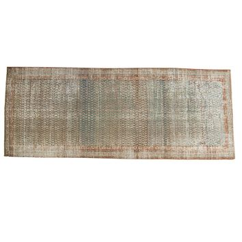 5x13 Vintage Distressed Serbend Rug Runner