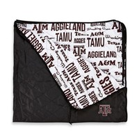 Texas A&M University Indoor/Outdoor Throw Blanket