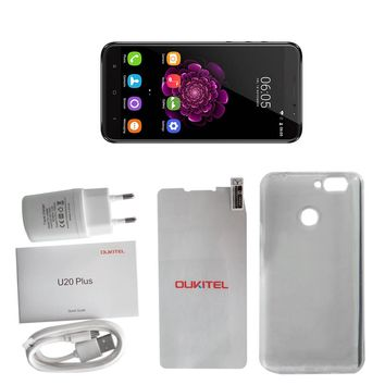 OUKITEL U20 Plus  4G LTE Cellphone Android