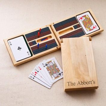 Cribbage Game ~ Personalized