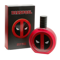Marvel Deadpool Fragrance