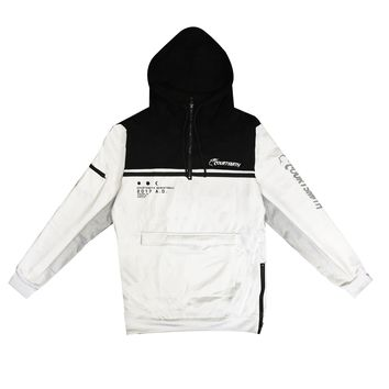 "Youth Courtsmith ""Stormtrooper"" Half Zip Hoodie"