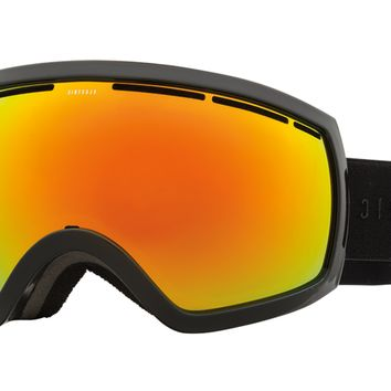 Electric - EG2.5 Gloss Black Goggles, Bronze/Red Chrome Lenses