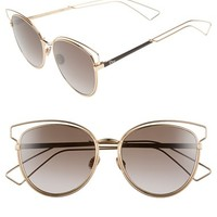 Dior 'Sideral' 56mm Sunglasses | Nordstrom