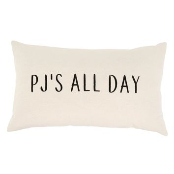 PJ's All Day Accent Pillow
