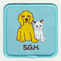 Caring for Animals - Merit Badge only (no card) - 9 of 12