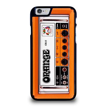 ORANGE AMP GUITAR iPhone 6 / 6S Case Cover