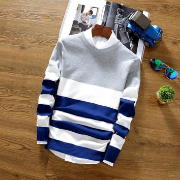 Men's Dress Pullover Sweater