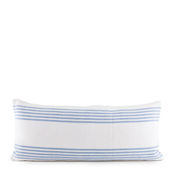 Ibiza Stripe Lumbar Pillow