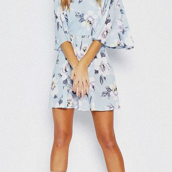 Sweet Blooms Playsuit
