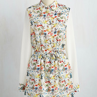 The Fables Have Turned Dress | Mod Retro Vintage Dresses | ModCloth.com