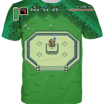 Legend of Zelda is Life T-Shirt