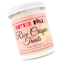RICE CRISPIE TREATS Whipped Body Soap Fluff
