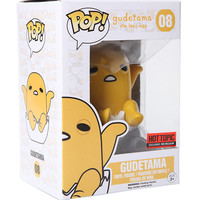 Funko Sanrio Pop! Gudetama Shell Vinyl Figure Hot Topic Exclusive Pre-Release