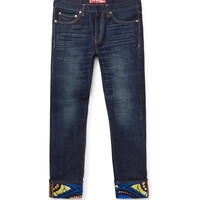Junya Watanabe - + Levi's 510 Customised Denim Jeans