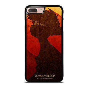 COWBOY BEBOP SILHOUETTE iPhone 8 Plus Case